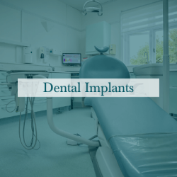 Dental Implants Menu